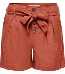 shorts onlviva life hw belt shorts