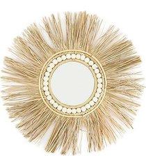 lustro wiszące z trawy morskiej 55 cm