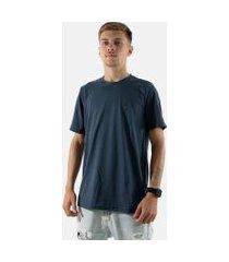 camisa t-shirt rioutlet azul 250