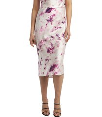 women's bardot kendal bias skirt