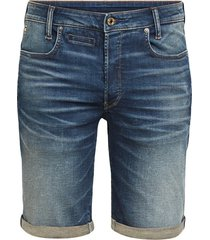 g-star d10064 a088 d-staq 3d shorts shorts and bermudas men denim medium blue