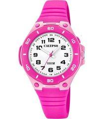 reloj sweet time fucsia calypso