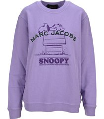 marc jacobs peanuts x marc jacobs the sweatshirt