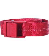 off-white mini industrial belt