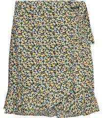 enrosanna skirt aop 6736 kort kjol multi/mönstrad envii