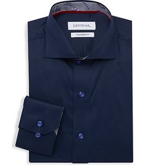 tailored-fit dress shirt