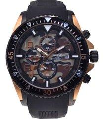 reloj virox hombre r018140-56 análogo bg camuflado