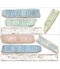 beach bound wall art kit