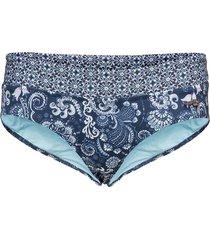 safety position bikini bottom bikinitrosa blå odd molly underwear & swimwear