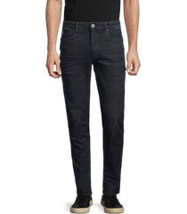 g-star raw men's 3d slim tapered-fit jeans - antic cobalt - size 30 32