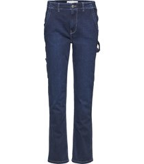 lincoln worker pant wash hounston jeans boot cut blauw tomorrow