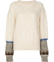 ivory isle of skye sweater