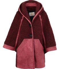 vintage de luxe capes & ponchos