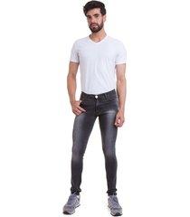 calça jeans versani masculina