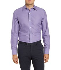 men's bonobos trim fit check dress shirt