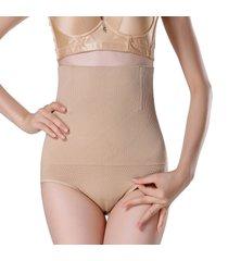 pantalones de faja de mujer sin costuras que adelgazan belleza body corset underwear