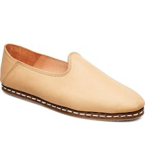 stb-khalo slipper l loafers låga skor beige shoe the bear