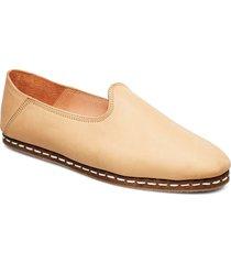stb-khalo slipper l loafers låga skor beige shoe the bear