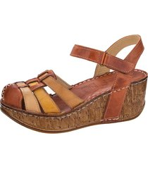 sandaletter gemini konjak