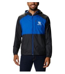 columbia kentucky wildcats men's flash forward jacket