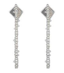 women's alexis bittar abstract thorn earrings