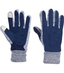 gallery seven men's stretch-fit winter gloves