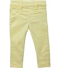 pantalon amarillo  offcorss