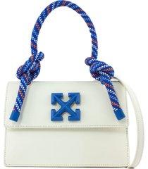 off-white 1.4 gummy jitney tote bag