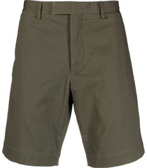 polo ralph lauren tailored bermuda shorts - green