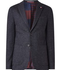 tommy hilfiger blazer design slim fit