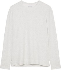 double-faced long sleeve top