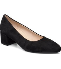comfort ballerina/pumps shoes heels pumps classic svart gabor