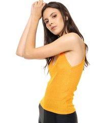 blusa amarilla a.y. not dead sof