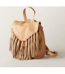 sundance catalog women's twyla backpack in camel