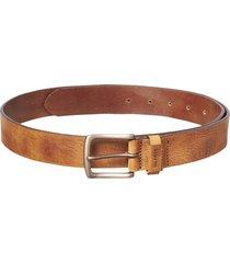 cinturón marrón tommy hilfiger finn belt