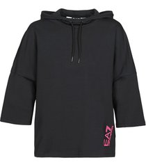 sweater emporio armani ea7 train graphic series w hoodie cn graphic insert