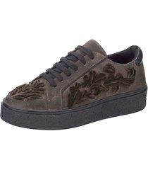 sneakers rockgewitter gråbrun