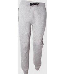 pantalon buzo teen  costuras app cierre gris family shop
