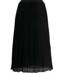 missoni pleated la lamidi skirt - black