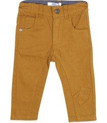 pantalón cortes amarillo pillin