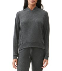 michael stars emmy hoodie, size medium in charcoal at nordstrom