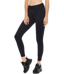 legging everlast negro - calce slim fit