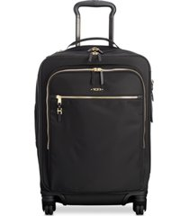 "tumi voyageur tres leger 21"" international softside carry-on spinner"