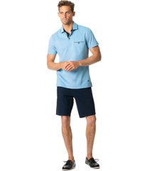 men's rodd & gunn millwater shorts, size 35 - blue
