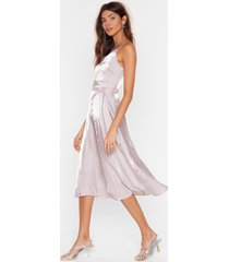 womens outshine the competition belted midi dress - mocha