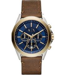 reloj armani exchange para hombre - drexler  ax2612