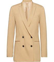pearl summer wool blazer colbert beige j. lindeberg