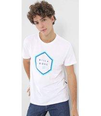 camiseta billabong access branca