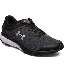 ua charged escape 3 shoes sport shoes running shoes zwart under armour