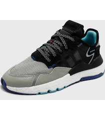 zapatilla urbana nite jogger multicolor adidas originals
